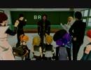 【ニコニコ動画】【MMD】バトル・ロワイアルを解析してみた