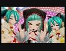 【Project Diva F】 ビバハピ 【編集EDIT】 thumbnail