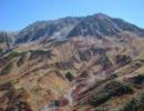 【ニコニコ動画】ゆっくり実況で10月の立山 2/3を解析してみた