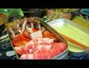 【ニコニコ動画】【外あそび】涸沢カールで鍋料理【ソロキャンプ】を解析してみた