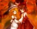 【東方ボイスドラマ】The Witch's Happy Halloween?
