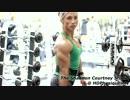【ニコニコ動画】筋肉美女 Shannon Courtney ケーブルトレーニング Part1を解析してみた