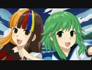 【ニコニコ動画】【GUMIギャラ子】未来Treasure/銀河方面P@神野貴志を解析してみた