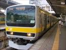 千葉駅に発車メロディーがあるわけがない。