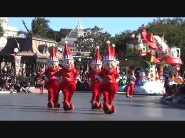 2013 santa village parade 2ndミキミニポジ 1 2 by ni na