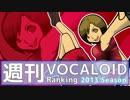週刊VOCALOIDランキング #321