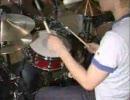 【ニコニコ動画】【ドラム教室】 ダブルストロークロールを解析してみた