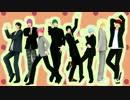【MMD黒バス】とあるDKたちでアゲ♂アゲ♂EVERY☆騎士【高尾誕2013】