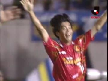 Jリーグ年間ベストゴール集③ 199...