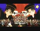 【進撃のMMD】ちびエレン&ちびリヴァイがみんなとMr.Music