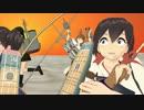 【MMD艦これ】secom in mars sector【クレイジーサイコレズ大井】 thumbnail
