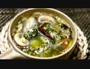 【ニコニコ動画】牡蠣のアヒージョとペペロンチーノ♪を解析してみた