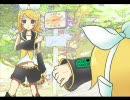 【鏡音リン・レン】♪リンリンシグナル♪【PV画質向上Ver】
