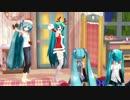 【MMD-DMC5】多重未来のカルテット【サンタとトナカイと】