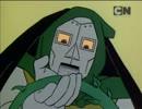 宇宙忍者ゴームズ - 「悪魔博士の三つの予告」
