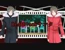 【初音ミク】Red&Blackサンタ【オリジナル】