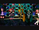 【MikuMikuDance】新ドリクラメンバー(嘘)??でパイレンジャー【HD・60fps】