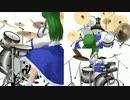 【MMD】現在製作中だったもの【ドラム】