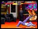 ∮ 龍虎の拳2 - リョウ VS ギース 今回も覇王翔吼拳を使わざるを得ない