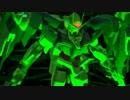 【ニコニコ動画】MMD用 GN-0000+GNR-10 ダブルオーモデル配布動画を解析してみた