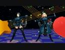 【MMD艦これ】愛宕と高雄でハッピーシンセサイザ【モデル配布】 thumbnail