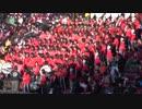 京都橘高校吹奏楽部 2014-01-02 全国高校サッカー ハーフタイム演奏