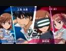 とある魔術の禁書目録PSP 上条さんVS御坂妹