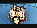 【MMD-PVF1】北乃カムイ達に「ハッピートラップ」を踊ってもらいました thumbnail