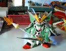【ニコニコ動画】【SDガンダム】フェルトで嵐騎士ガンダムマークⅡを作ってみた。を解析してみた