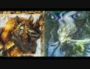 バトスピで闇のゲームをしてみた 14 ~陸獣神対鳥武神~
