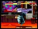 ∮ 龍虎の拳2 - キング VS ギース サプライズローズを使わざるを得ない