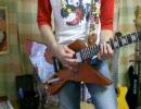 【ニコニコ動画】【ノリノリで】ギターでウッーウッーウマウマ(゚∀゚)【弾いてみた】を解析してみた
