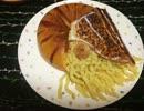 【炊飯器で】オウムガイケーキ作ってみた【さつまいもチーズケーキ】