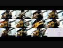 【ニコニコ動画】ヨッシーアイランドのステージセレクトBGMをギターとかで弾いてみた。を解析してみた