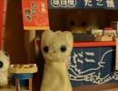 猫とひよことカピバラの街