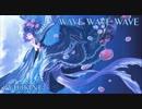 【ニコニコ動画】[東方名曲]WAVE WAVE WAVE (Vo.itori) / ZYTOKINEを解析してみた