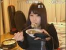 【ニコニコ動画】【ニコ生】千野ちゃん vs 寄せ鍋【夕食】を解析してみた