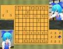 【第12回MMD杯本選】チルノvsチルノ