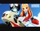 【第12回MMD杯本選】レア様と謎おんちゃんで変身ベルトのCM撮影