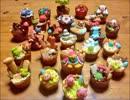 星のカービィ64の世界をお菓子で作ってみた。