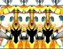 鏡音リン・レンがオリジナル「ちょこあげる!」を歌います。