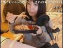【ニコ生】千野ちゃん vs ビーフステーキ弁当(ほっともっと)【昼食】