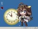 【ニコニコ動画】【艦これ】 デスクトップ時計 【54キャラ収録】を解析してみた
