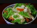 【ニコニコ動画】ねぎマヨ唐揚げ丼を解析してみた