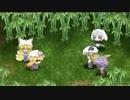 不思議の幻想郷3 「vs.綿月姉妹 -おまけ-」【月面戦争】