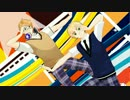 【APヘタリアMMD】生徒会長とヒーローで脳漿炸裂ガール【モデル配布】 thumbnail