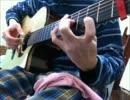 【アイマス】M@STERPIECEをソロギターで弾いてみた【TAB】