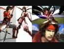 戦国無双4&戦国BASARA4のキャラクター比較