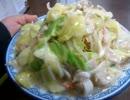 【ニコニコ動画】葛西の宝来軒で皿うどん大盛り1.3kgを食べて来た!!を解析してみた