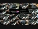 【ニコニコ動画】【ほぼ全て鍵盤で】「M@STERPIECE」一人で全部演奏してみたを解析してみた